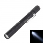SMALL SUN ZY-720 50lm 6000K 1-LED White Light 1-Mode Mini Flashlight - Black (2 x AAA)