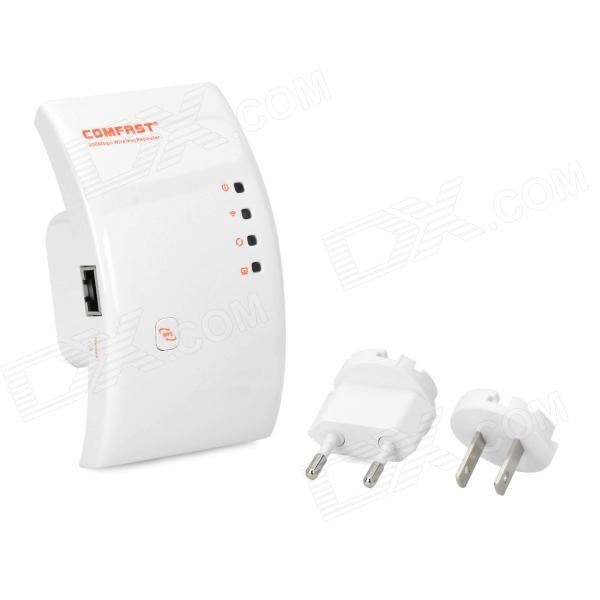 COMFAST CF-WR500N 300Mbps Portable Wireless AP Repeater - White