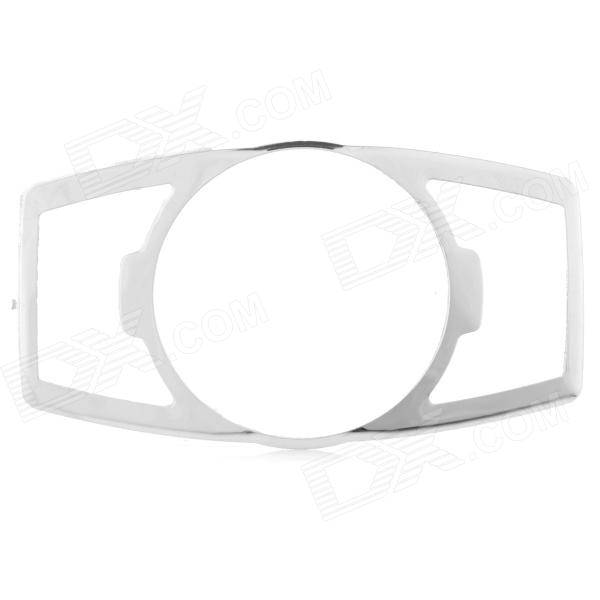 Veículo Farol switch Frame Decorativo Sticker Ford Focus 2012 - Prata