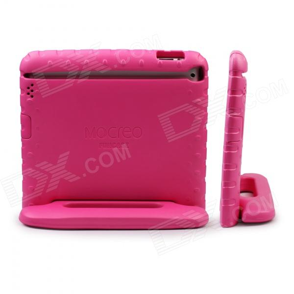 Mocreo FUNCASE lapsi Safe Kids Friendly Foam suojakotelo iPad 2 / 3 / 4 - vaaleanpunainen