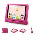 Caja protectora Mocreo FUNCASE Child Safe Kids friendly Espuma para Ipad MINI - Rosa