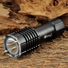 SolarStorm D00 750lm 5-Mode White Diving Flashlight w/ CREE XM-L U2 - Black (1 x 18650 / 26650)