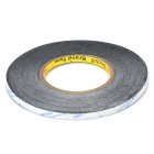 M001 8mm x 50m Double Sided Tape - Black