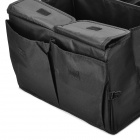 Convenient Portable Folding Car Trunk Storage Organizer Case Bag - Black