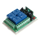 12V 4-CH Multifunctional Switch Pilot Circuit for RC Door / Window / Industrial Control + More