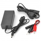 GM-B03092000 9V2A EU Plug Power Adapter for Surveillance Camera / LED Panel Lamp + More (AC100~240V)