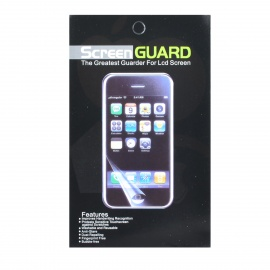 Protective Matte Frosted Screen Protector Film for Samsung Galaxy S3 Mini i8190 - Transparent