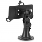 Universal Car Suction Cup Mount Bracket Holder Stand for Samsung Galaxy Note 3 + More - Black