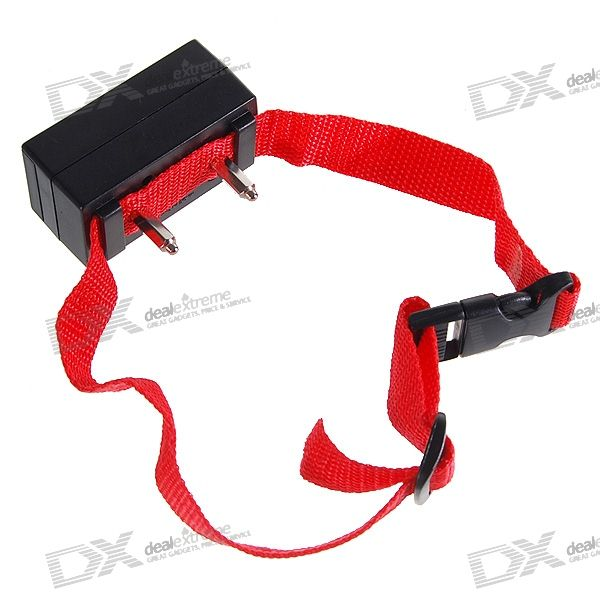 Sound Activated Electronic Shock Bark-Stop Collar for Dogs (Bark Control)