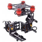 2-Axis Carbon Fiber Gopro3/Gopro3 Brushless Camera Mount Gimbal with 2 Motors for Gopro3/Gopro3+ FPV