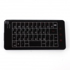 BL-S4 2.4GHz Touchpad Air Mouse Keyboard w/ G-sensor / Gyroscope - Black