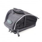 Soldier S39-15 Outdoor Sports Bicycle Handle-bar Bag - Black