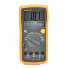 "LODESTAR LVC6013 2.6"" LCD Digital Capacitance Meter / Multimeter - Yellow + Black"