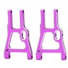 Replacement Front Lower Arm for HSP 1:10 Scale On-road Racing Car - Purple (2 PCS)