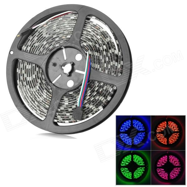 5050-B-RGB Waterproof 72W 2500lm 300-SMD 5050 LED RGB Car Decoration Light Strip (12V / 5m)