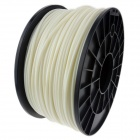 Heacent P003W 3D Printers Dedicated ABS print materials 3mm Filament 1KG - White