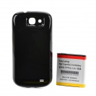 "Replacement ""3800mAh"" Extended Battery w/ Back Cover for Samsung Galaxy i8730 - Black"