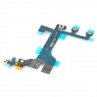 Repair Parts Replacement Flashlight / Mute  / Volume / Power Button Flex Cable for Iphone 5C