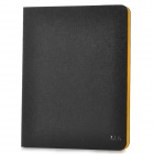 L.LA E.COVER FOR iPad Protective iPad-leather Case w/ Auto Sleep Function / Stand - Black