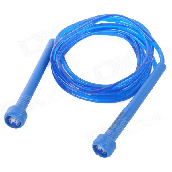 Kuangshen 01 Quick Speed Rubber Skipping Rope - Blue