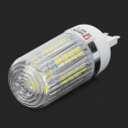 Lexing LX-YMD-074 3.5W 300lm 7000K G9 White Light 5050-SMD Mais-Lampe - Weiß + Silber (220-240V)
