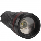 SingFire SF-337 200lm Blanco 3-Mode Zoomable LED Mini linterna w / Cree XR-E Q5 (1x18650 / 3 x AAA)