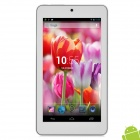 "Eran e75 7"" Android 4.2.2 Dual Core Tablet PC w/ 512MB RAM / 8GB ROM / G-Sensor - White"