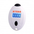"BYXAS CMA-200 0.78"" Display 4-Digit Electronic Counter - White (2 x LR44)"