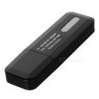 Adaptador USB 2.0 inalámbrico a 300Mbps IEEE802.11b/g/n red Wi-Fi - Negro