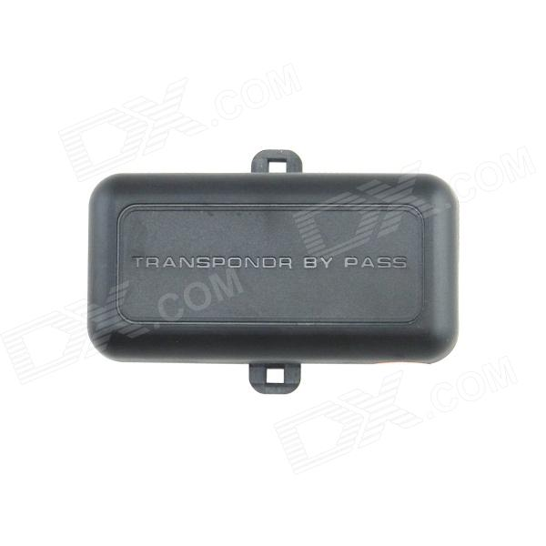 BP-02N Starline Transponder Bypass Module Compatible with Different Cars for Russian - Black