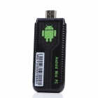 TEMPO UG007 Dual Core Android 4.2 Google TV Player w/ 1GB RAM, 4GB ROM, Wi-Fi, HDMI, TF - Black