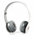 SOUND FRIEND SF-SH009B Stereo Bluetooth V3.0 Headset Headphones with Microphone - White