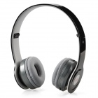 SOUND FRIEND SF-SH009B Stereo Bluetooth Headset Headphones with Microphone - Black