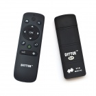 DITTER T5 Dual-Core Android 4.1 Google TV Player w/ 1GB RAM / 8GB ROM / HDMI + Air Mouse - Black