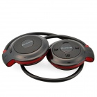 Mini-503 Bluetooth V2.1 + EDR Stereo Headset - Black + Red