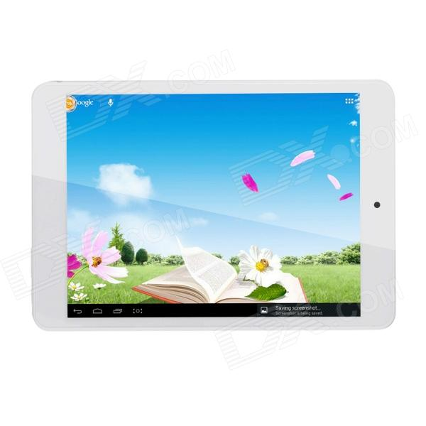 Ainol NOVO8 mini 7.85 Dual-Core Android 4.1 Tablet PC w/ 512MB RAM, 8GB, Dual Camera, OTG - White ainol windows mini pc z3735f 2g ram 7000mah power bank otg