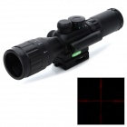 M8-3.5-10X40AOE Aluminum Alloy 11~20mm Rail 5mW Red Laser Sight
