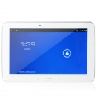 "WP-5200 9"" Dual Core Android 4.2 Tablet PC w/ 512MB RAM / 4GB ROM / Camera / GPS - White + Silver"