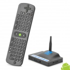 KD812 + RC11 Air Mouse Dual-Core Android 4.2.2 Google TV Player w/ 2GB RAM / 8GB ROM / 2.0MP Camera