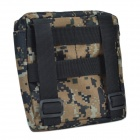 6X6 Outdoor Special Warfare Accessories Bag - Grey Camouflage
