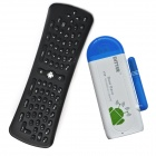 DITTER T6 Dual-Core Android 4.2 Google TV HD Player w/ 1GB RAM / 8GB ROM + Air Mouse - White