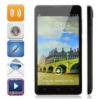 "A9550 5.4"" Quad-Core Android 4.2 WCDMA Bar Phone w / Bluetooth / GPS / Camera - Black"