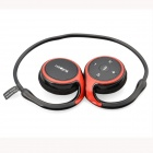 Suioen AX-610 Stereo Bluetooth V3.0 + EDR Headset - Black + Red