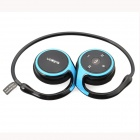 Suioen AX-610 Stereo Bluetooth V3.0 + EDR Headset - Black + Blue