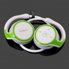 Suioen AX-610 Stereo Bluetooth V3.0 + EDR Headset - White + Green