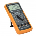 "NT DT-9205A 3"" LCD Digital Multimeter - Black + Orange (1 x 9V G6F22S)"