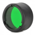 NITECORE NFB23 23mm Green Cap Optical Filter