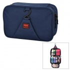 Naturehike-NH Travel Camping Leisure Makeup Wash Bag - Purplish Blue