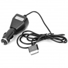 Convenient 15V 1.2A Car Charger w/ Voltage Regulator IC for ASUS TF201 101 300T 700 - Black