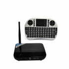 REKO QT980+ I8 Air  Quad-Core Android 4.2 Google TV Player w/ 2GB RAM / 8GB ROM 2MP CAM  MIC (EU)